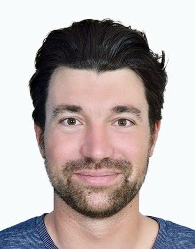 Benoît Monnier, Professeur de Yoga